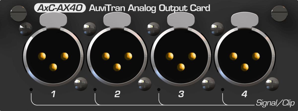 Visuel Fiche complète : Auvitran AxC-AX4O